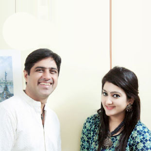 Ashmita Dhingra,  Managing Director,Sandeep Banger, Co-founder & CEO