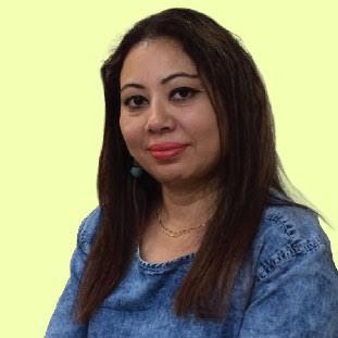 Amita Bhardwaj, Vice President and Curriculum Head