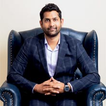 Varun Kancharla,Managing Director