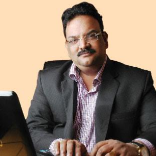 Raj lyer,Founder & CMD.
