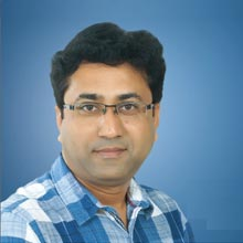 Ashvin Navadia,CEO & Co-Founder