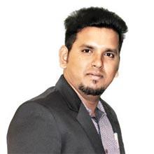 S. Sathishkumar,Founder-CEO