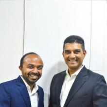 Jubin Shah, Partner ,Sachin Chhadawa, Partner