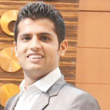 Bhavesh Talreja,Co-Founder