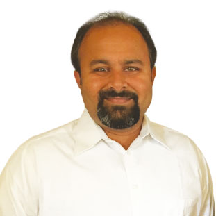 Vikranth Katpally,CEO