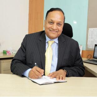 Sunil Jain,CEO
