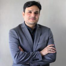 Pratish Tiwari, Co-founder and Director