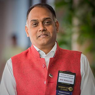 Anuj Kumar,  CEO