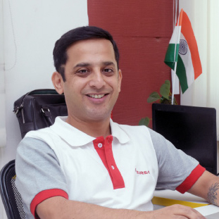 Tarun Nayyar,Founder & CEO