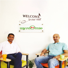 Arun Murthy Co-Founder & COO,Dennis Basil, Co founder & CEO