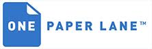 One Paper Lane: Digitizing Paperwork for a Fluid Workflow
