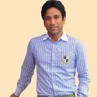Raju Bhupati,Co-Founder & CEO
