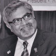 Atul Deshmukh,Founder & MD
