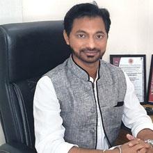 Chandan R. Singh,Founder