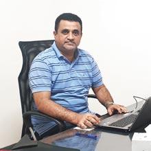 Meer Waqiruddin Khaleeq,Managing Director