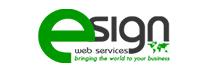 ESign Web Services