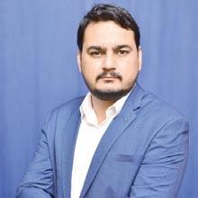 Manish Raj,Founder