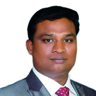 G. Rajkumar,GM - Networking