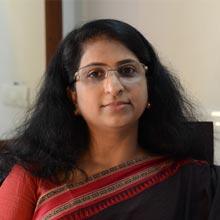 Dr. Sunitha Thampi,Founder & CEO