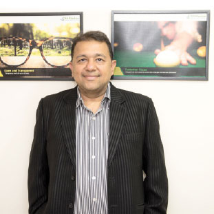 Anant Agrawal , Managing Director