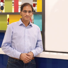Manish Dalal,SVP & General Manager