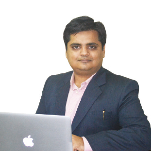 Sarthak Parnami,Co-Founder