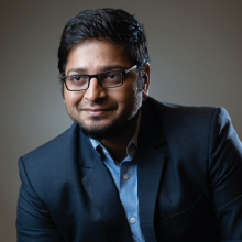 T R Krishna Kanth, Co-Founder and CEO