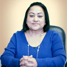 Dr Deepa Chitre,Chief Executive Officer
