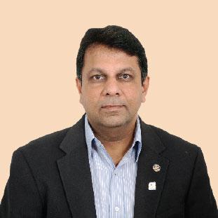 Neeraj Dharia, Country Head - India