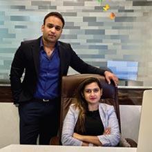 Aamir Natterwalla,Founder & Director