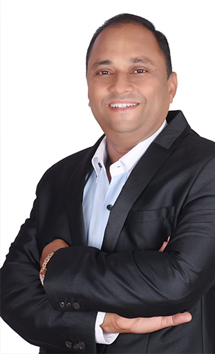 Ganesh Iyer,Founder & CEO