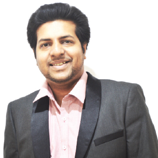 Souvik Biswas, Founder & Business Head