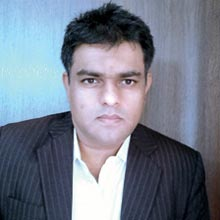 Aashish Singh, COO,Srinivas Kanumuri, Director & Hrishikesh Deshpande, Partner