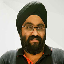 Kunwar Singh,Co-Founder
