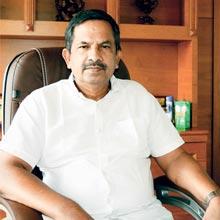 R. Mohanasundaram,Managing Director