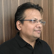 Sanjoy Senapati,Founder & Chief Executive