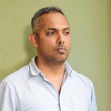 Vyasateja Rao ,Founder & Creative Director