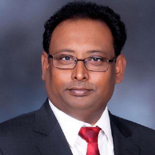 Sameer Paddalwar,Executive Director&CEO