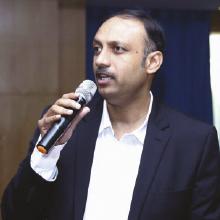 Ravi Kumar Bandlamudi,Founder & CEO