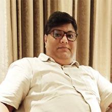 Mahendra Shinde,Founder & Creative Director