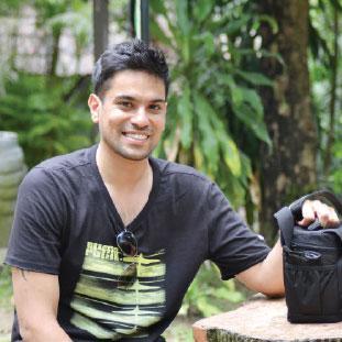 Sandeep Mallya,,Founder & CEO