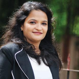 Sakshi Surekha,CEO&MD