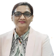 Vandana Rai ,Managing Director Dr. S.K.Rai, Director