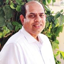 Shyam Iyer,Founder