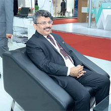 Anil Uppal,Managing Director