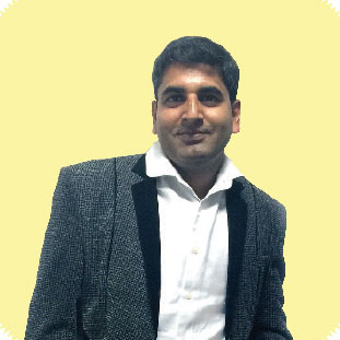 Shishir Dubey,Founder & MD