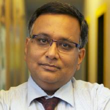 Dr. (Prof.) Ameet Kishore, FRCS, Director & Chief Consultant