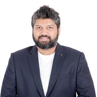 Sandeep Varaganti, CEO