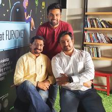 Yashwanth Jembige, Anshul Mishra & Anurag Dixit ,Co-Founders