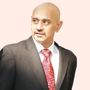 Sanjoy Mukerji,Founder & MD